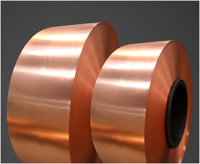 高强中导铜镍硅板带
