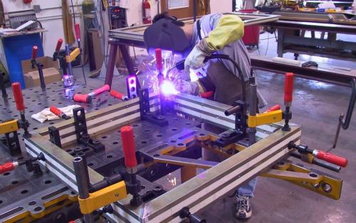 焊割焊接行业